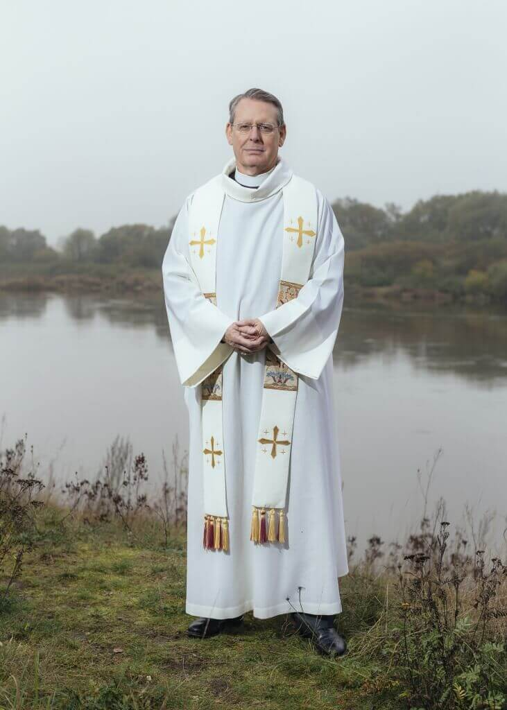Teaser-Bild zu Dr. Robert Moore - Reverend on reformation-Tour
